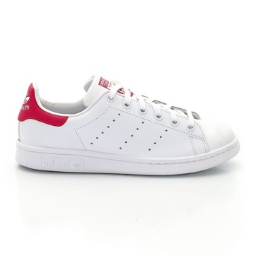 récent cher stan smith femme rouge croco chaussure fcf91