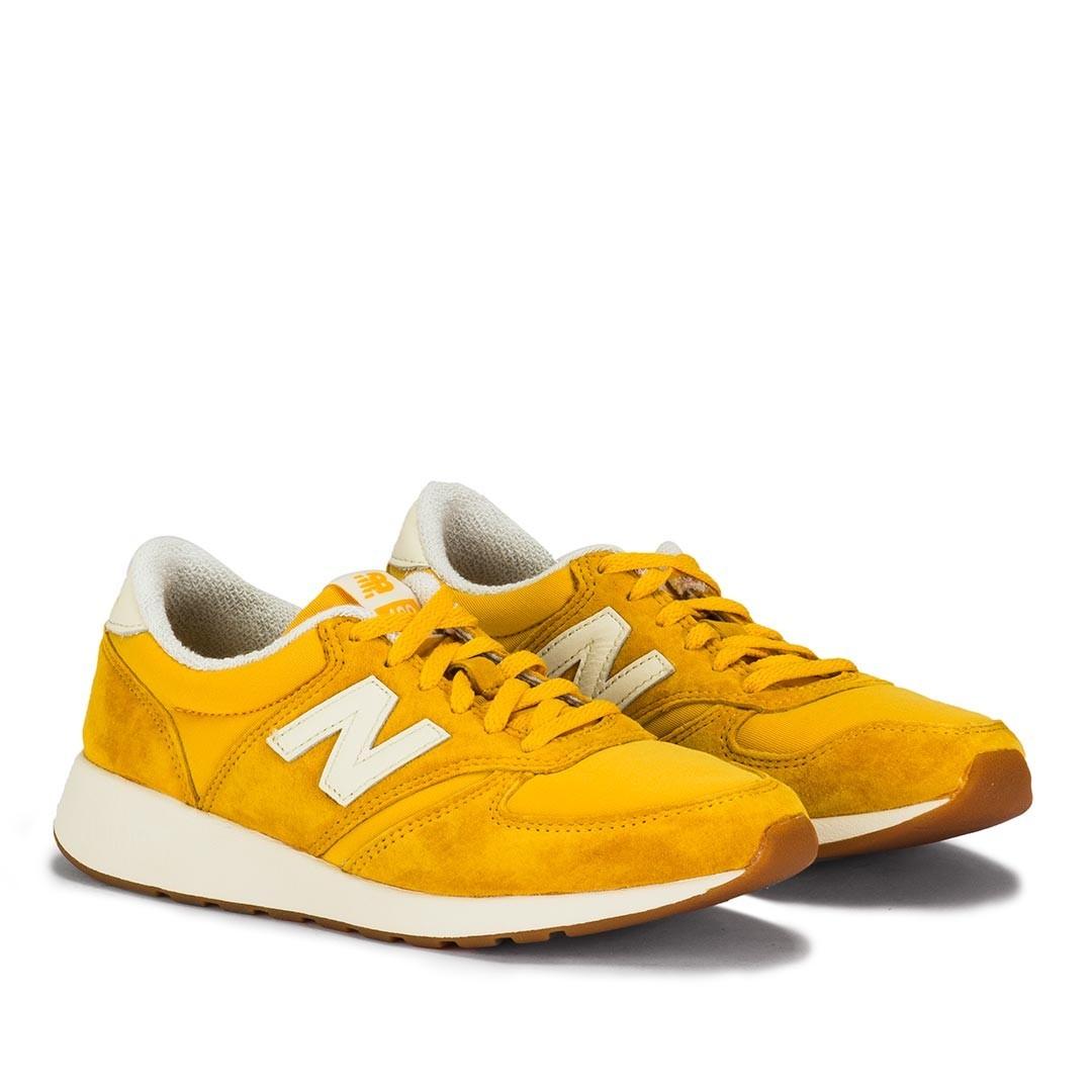 new balance 420 femme jaune